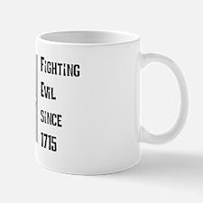 Freemasons: Fighting Evil Since 1715 Mug