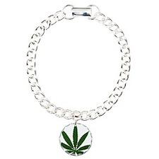 Hemp Leaf Bracelet