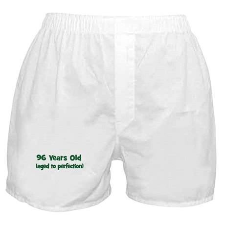 96 Years Old (perfection) Boxer Shorts
