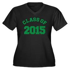 Class Of 2015 Plus Size T-Shirt