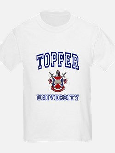 TOPPER University T-Shirt
