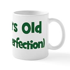 94 Years Old (perfection) Small Mug
