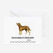 Chessie Proverb Greeting Cards (Pk of 10)