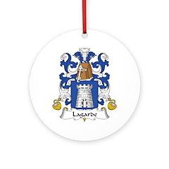 Lagarde Ornament (Round)