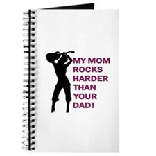 MY MOM ROCKS HARDER Journal