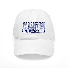 TARANTINO University Baseball Cap