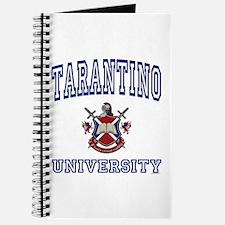 TARANTINO University Journal