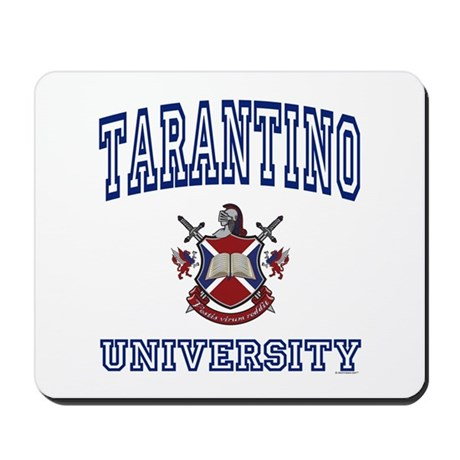 TARANTINO University Mousepad