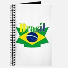 Brasil ribbon Journal