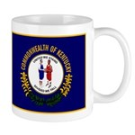 Basketball State Flag mug