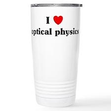 Cute Optical Travel Mug