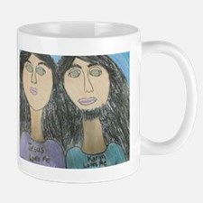 Karyn Loves Jesus Mug