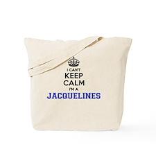 Jacqueline Tote Bag