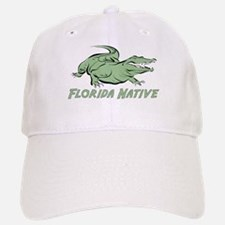 Florida Native Baseball Baseball Cap