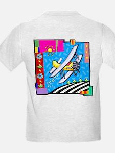 Airplane Pilot Uncle T-Shirt