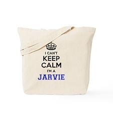 Funny Jarvis Tote Bag