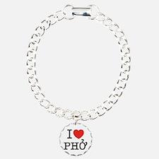 I Love (Heart) Pho Bracelet
