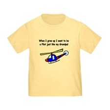 Helicopter Pilot Grandpa T