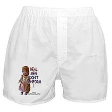Scarlet Buttle Boxer Shorts