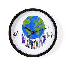 Sharing The Load Wall Clock