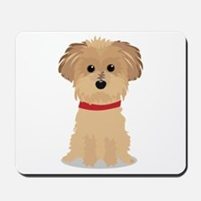 Terrier Puppy Mousepad