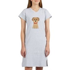 Terrier Puppy Women's Nightshirt