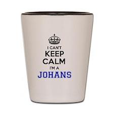 Johan Shot Glass