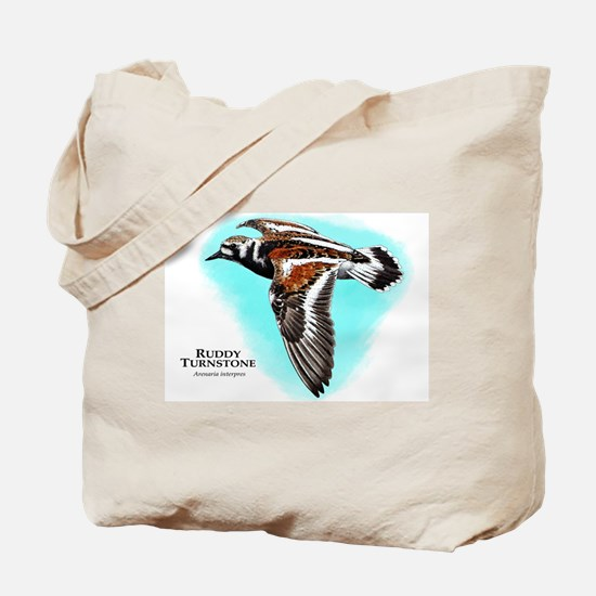 Ruddy Turnstone Tote Bag