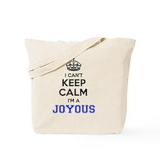 Unique Joyous Tote Bag