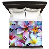Tropical Luxe King Duvet Cover