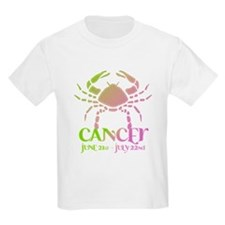Cancer the Crab d3 T-Shirt