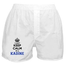 Unique Kadin Boxer Shorts