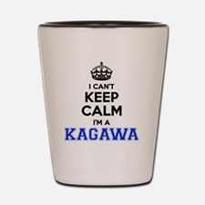 Unique Kagawa Shot Glass