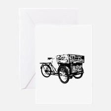 fixie Greeting Cards