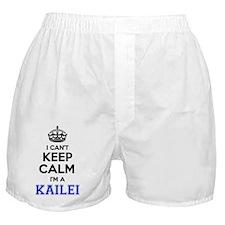 Cute Kailey Boxer Shorts