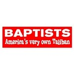 Baptists: America's very own Taliban