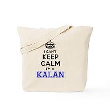 Funny Kalan Tote Bag