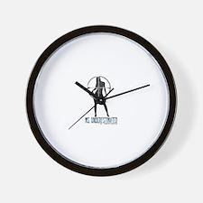 Cute Blogger Wall Clock
