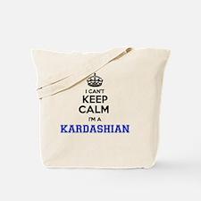 Cute Kardashian Tote Bag