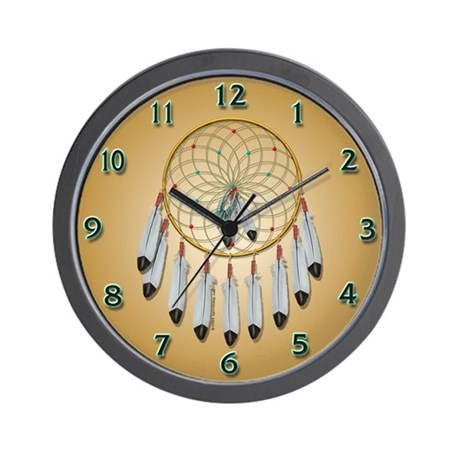 Dream Catcher #1 Wall Clock