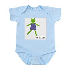 Fritzi Frog Infant Creeper