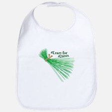 Chives_Crazy For Chives Bib