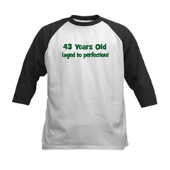 43 Years Old (perfection) Tee