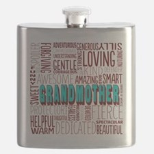 Grandmother Word Cloud Flask