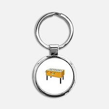 Foosball Keychains