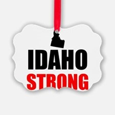 Idaho Strong Ornament