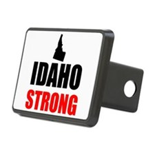 Idaho Strong Hitch Cover