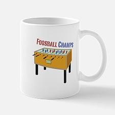 Foosball Champs Mugs