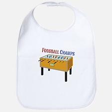 Foosball Champs Bib