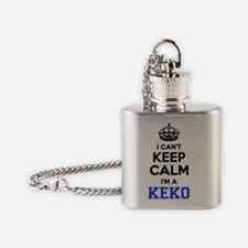 Cute Keko Flask Necklace